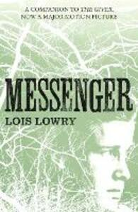 Messenger - Lois Lowry - cover