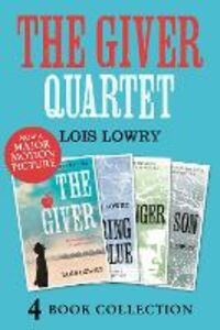 Ebook in inglese Giver, Gathering Blue, Messenger, Son (The Giver Quartet) Lowry, Lois
