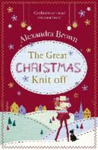 Ebook in inglese Great Christmas Knit Off Brown, Alexandra
