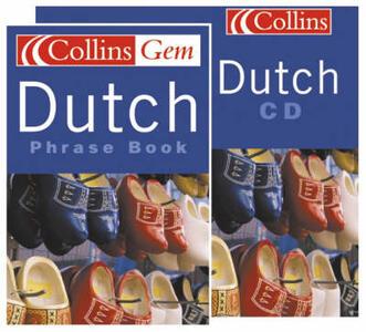 Dutch Phrase Book CD Pack - cover
