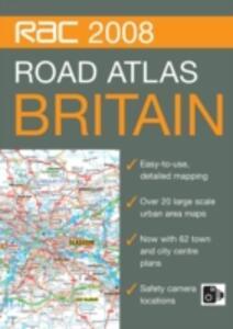 RAC Road Atlas Britain - cover