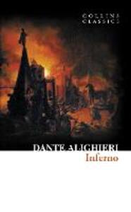 Inferno - Dante Alighieri - cover