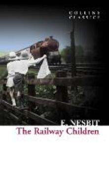 The Railway Children - E. Nesbit - cover