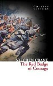 The Red Badge of Courage - Stephen Crane - cover