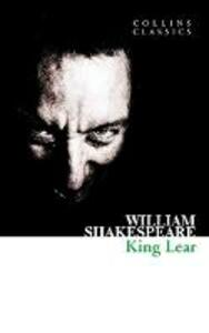 King Lear - William Shakespeare - cover