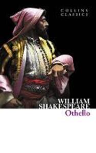 Othello - William Shakespeare - cover