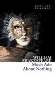 Much Ado About Nothing - William Shakespeare - cover