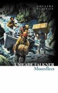 Moonfleet - John Meade Falkner - cover