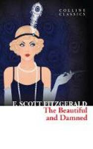The Beautiful and Damned - F. Scott Fitzgerald - cover