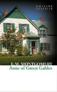 Anne of Green Gables - Lucy Maud Montgomery - cover