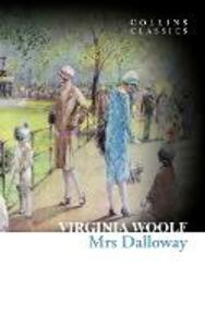 Mrs Dalloway - Virginia Woolf - cover