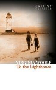 To the Lighthouse - Virginia Woolf - cover