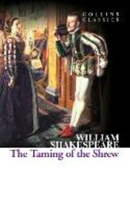 The Taming of the Shrew - William Shakespeare - cover