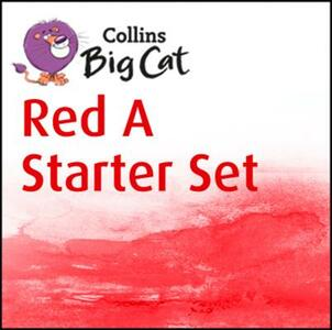 Red A Starter Set: Band 02a/Red a - cover
