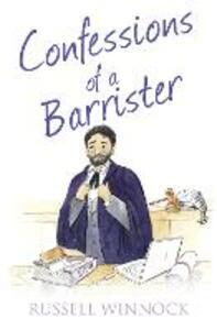 Confessions of a Barrister - Russell Winnock - cover