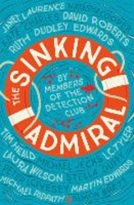 Ebook in inglese The Sinking Admiral Club, The Detection