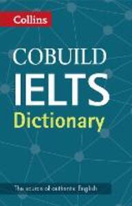 Cobuild IELTS Dictionary - cover