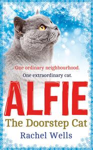 Ebook in inglese Alfie the Doorstep Cat Wells, Rachel