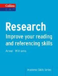 Foto Cover di Research: B2+ (Collins Academic Skills), Ebook inglese di Anneli Williams, edito da HarperCollins Publishers
