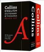 Libro in inglese Collins English Dictionary and Thesaurus Boxed Set Collins Dictionaries