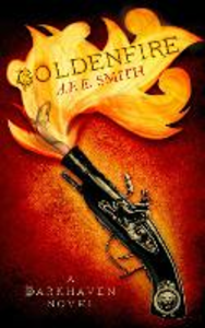 Ebook in inglese Goldenfire Smith, A. F. E.