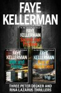 Ebook in inglese Peter Decker 3-Book Thriller Collection (Peter Decker and Rina Lazarus Crime Thrillers) Kellerman, Faye