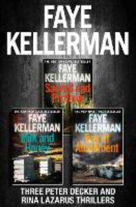 Foto Cover di Peter Decker 3-Book Thriller Collection (Peter Decker and Rina Lazarus Crime Thrillers), Ebook inglese di Faye Kellerman, edito da HarperCollins Publishers