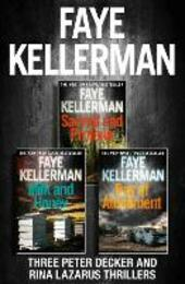 Peter Decker 3-Book Thriller Collection (Peter Decker and Rina Lazarus Crime Thrillers)