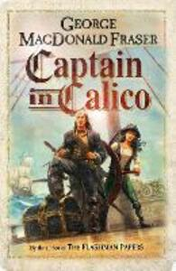 Captain in Calico - George MacDonald Fraser - cover