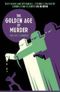 The Golden Age of Murder - Martin Edwards - cover