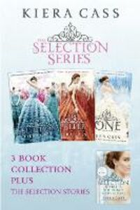 Ebook in inglese Selection series 1-3 (The Selection; The Elite; The One) plus The Guard and The Prince (The Selection) Cass, Kiera