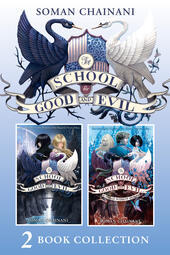 School for Good and Evil 2 book collection: The School for Good and Evil (1) and The School for Good and Evil (2) - A World Without Princes (The School for Good and Evil)