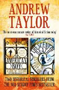 Ebook in inglese Andrew Taylor 2-Book Collection: The American Boy, The Scent of Death Taylor, Andrew
