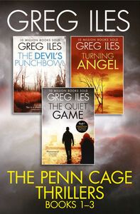 Foto Cover di Greg Iles 3-Book Thriller Collection: The Quiet Game, Turning Angel, The Devil's Punchbowl, Ebook inglese di Greg Iles, edito da HarperCollins Publishers