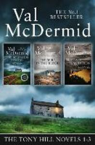 Ebook in inglese Val McDermid 3-Book Thriller Collection McDermid, Val