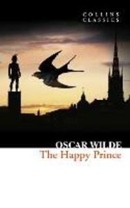 The Happy Prince and Other Stories - Oscar Wilde - cover