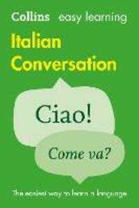 Easy Learning Italian Conversation - Collins Dictionaries - cover