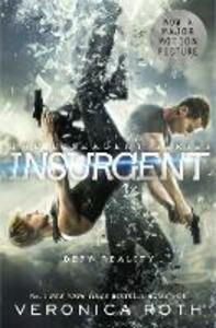 Insurgent - Veronica Roth - cover