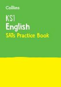 KS1 English SATs Practice Workbook: 2019 Tests - Collins KS1 - cover