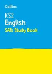 KS2 English SATs Revision Guide: 2019 Tests - Collins KS2 - cover