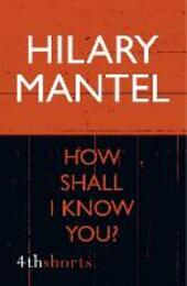 How Shall I Know You?