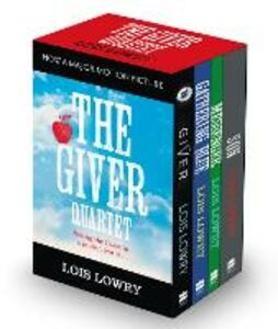 Libro in inglese The Giver Boxed Set: The Giver, Gathering Blue, Messenger, Son  - Lois Lowry