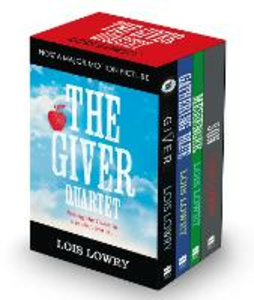 Libro in inglese The Giver Quartet - The Giver Boxed Set: The Giver, Gathering Blue, Messenger, Son  - Lois Lowry