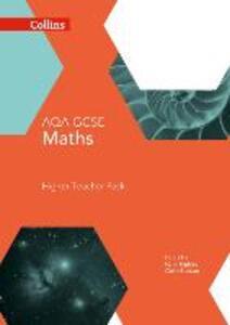 GCSE Maths AQA Higher Teacher Pack - Rob Ellis,Kath Hipkiss,Colin Stobart - cover