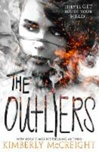 The Outliers - Kimberly McCreight - cover