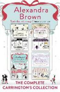 Ebook in inglese Carrington's at Christmas: The Complete Collection: Cupcakes at Carrington's, Me and Mr Carrington, Christmas at Carrington's, Ice Creams at Carrington's Brown, Alexandra