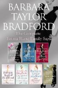 Ebook in inglese Emma Harte 7-Book Collection: A Woman of Substance, Hold the Dream, To Be the Best, Emma's Secret, Unexpected Blessings, Just Rewards, Breaking the Rules Taylor Bradford, Barbara
