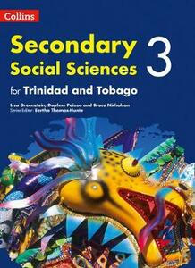 Student's Book 3 - Lisa Greenstein,Daphne Paizee,Bruce Nicholson - cover