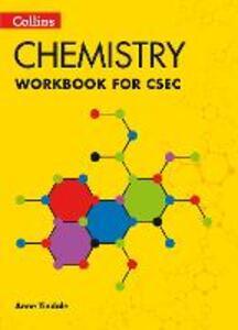 CSEC Chemistry Workbook - Anne Tindale - cover