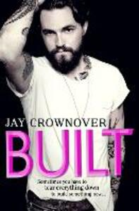 Built - Jay Crownover - cover